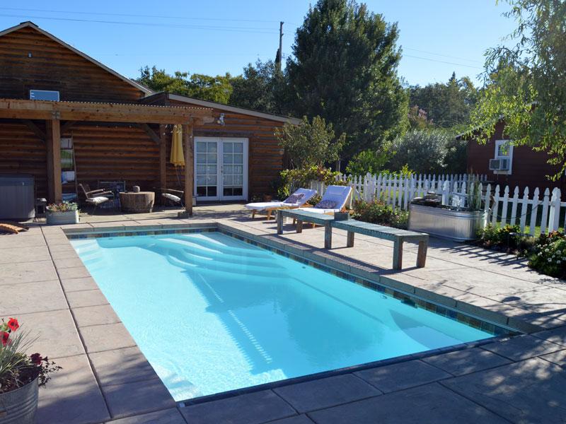 Viking pools paradise design pool and spa st george ut for Pool design utah