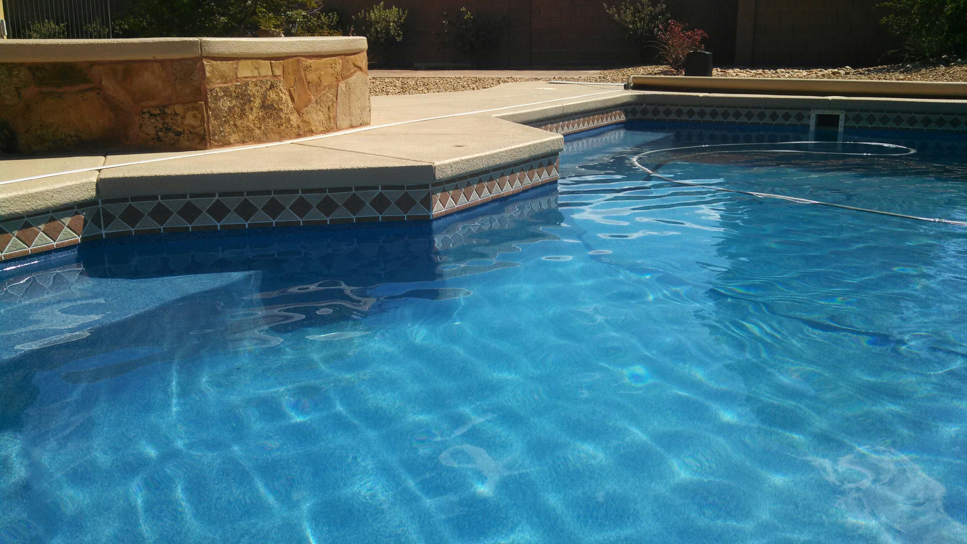 Paradise design pool and spa inground pools st george ut for Pool design utah